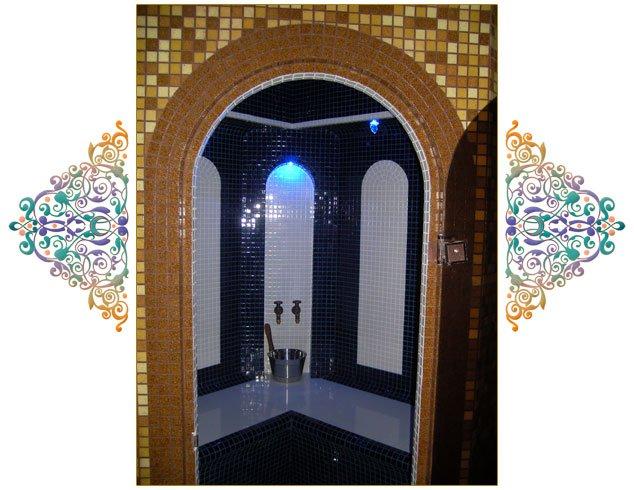"""турецкая баня """"Хаммам"""", 02"""