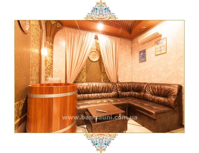 турецкая баня Хаммам, Киев, Украина