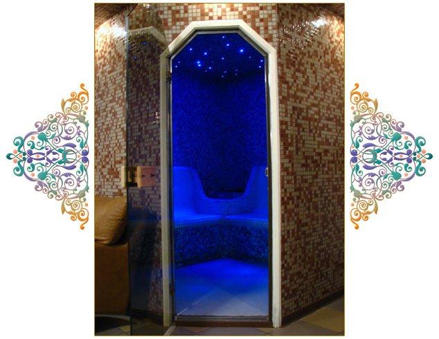 баня турецкая